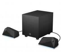 Reproduktory HP Gaming Speaker X1000, 30W, 2.1, čierna