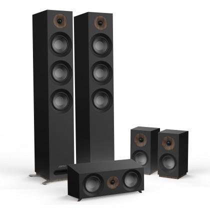 Reproduktory k TV Jamo S 809 HCS - Černá