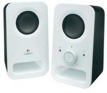 Reproduktory Logitech Z150 Multimedia Speakers, 3W, 2.0, biele