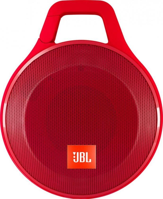 Reprosústavy a reproduktory JBL Clip+ Red