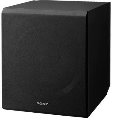 Reprosústavy Sony SA-CS9, čierna