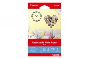 Restickable Photo Paper Canon 3635C002 RP-101