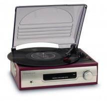 Retro gramofón BIGBEN TD012