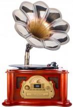 Retro gramofón Ricatech RMC360 POUŽITÉ, NEOPOTREBOVANÝ TOVAR
