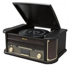 Retro gramofón Roadstar HIF-1898 D+BT