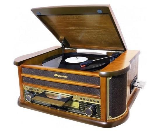 Retro gramofón Roadstar HIF-1899TUMPK