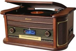 Retro gramofón Roadstar HIF-1996D+BT