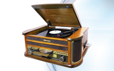 Retro gramofóny Roadstar HIF1899TUMPK