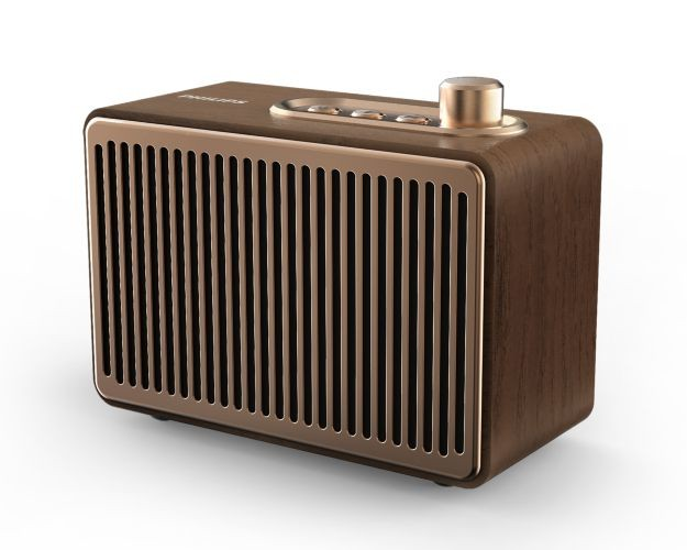 Retro rádio Philips TAVS300
