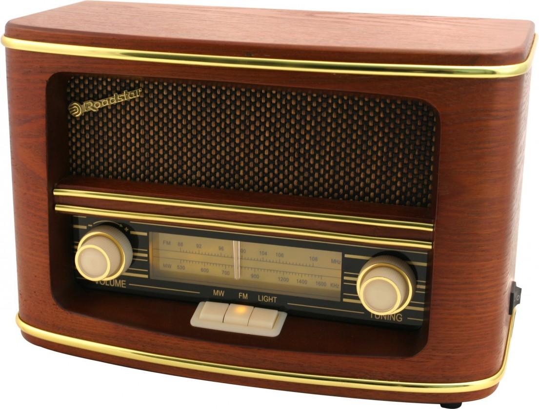 Retro rádio Retro rádio Roadstar HRA-1500/N
