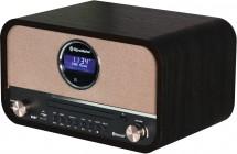 Retro rádio Roadstar HRA-1782 D+BT, čierne