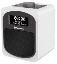 Retro rádio Roadstar HRA-600D, biele