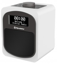 Retro rádio Roadstar HRA-600D biely