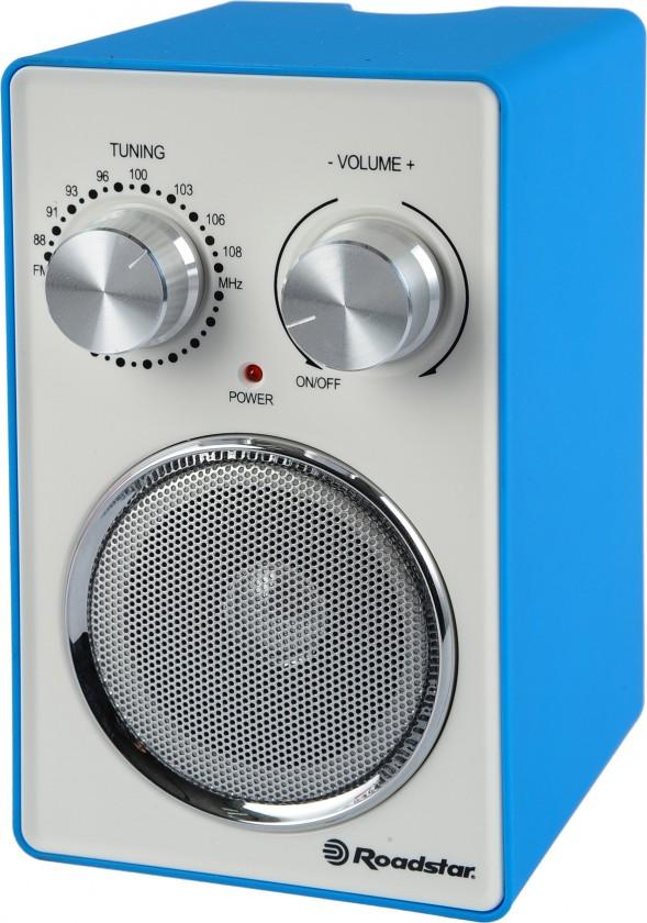 Retrorádio  Roadstar HRA-1100/BL