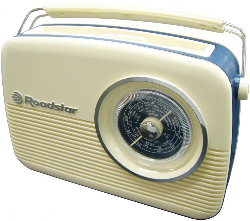 Retrorádio Roadstar TRA 1957