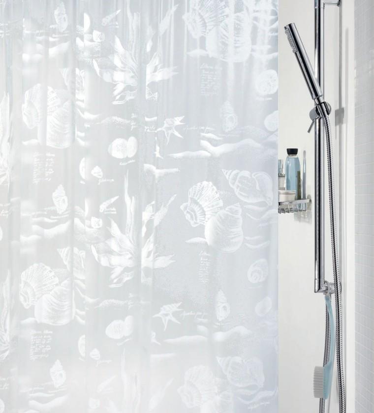 Riff-Sprchový záves PVC 180x200
