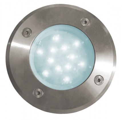 Road - vonkajšie LED svietidlo, 24LED, 2W  (teplá)