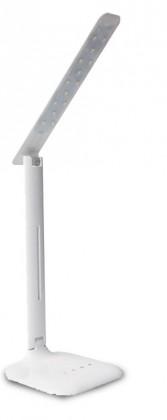 Robin - Stolná lampička, LED, 6W (biela)