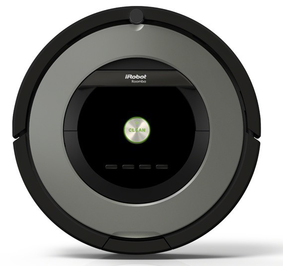 Robotický vysávač iRobot Roomba 866 ROZBALENÉ