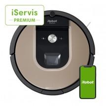 Robotický vysávač iRobot Roomba 976 POUŽITÉ, NEOPOTREBOVANÝ TOVAR