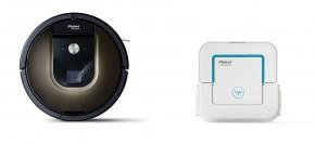 Robotický vysávač iRobot Roomba 980 + Br