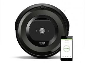 Robotický vysávač iRobot Roomba E5 Black, WiFi