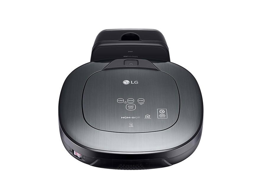 Robotický vysávač LG VR9647PS