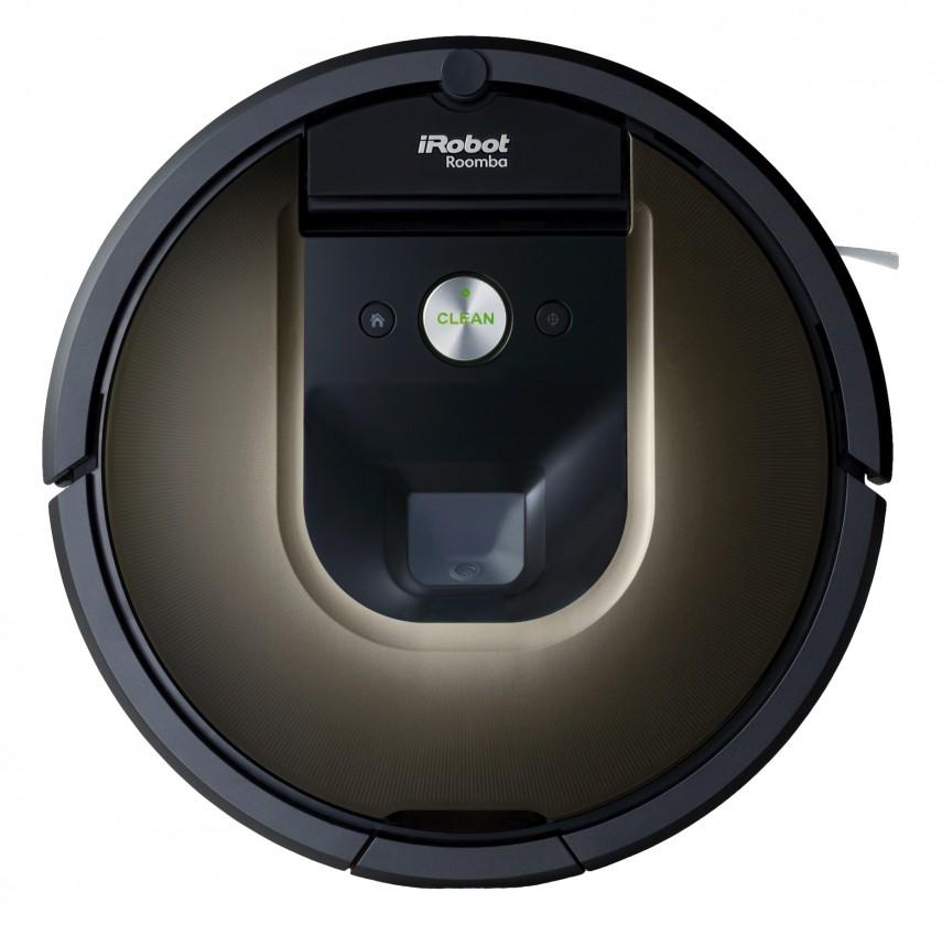 Robotický vysávač Robotický vysávač iRobot Roomba 980, WiFi