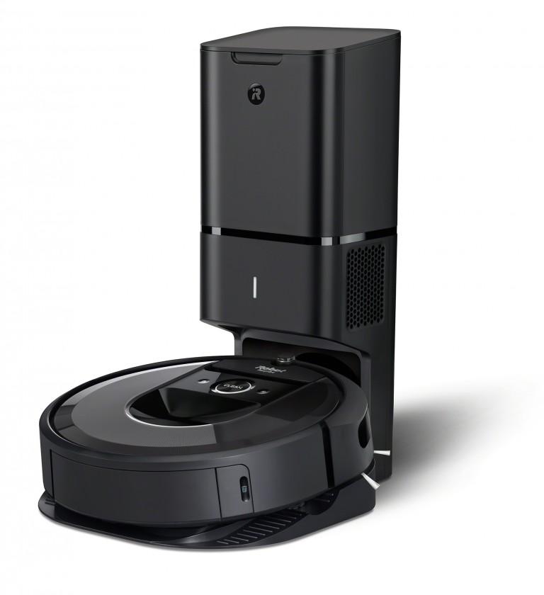 Robotický vysávač Robotický vysavač iRobot Roomba i7+