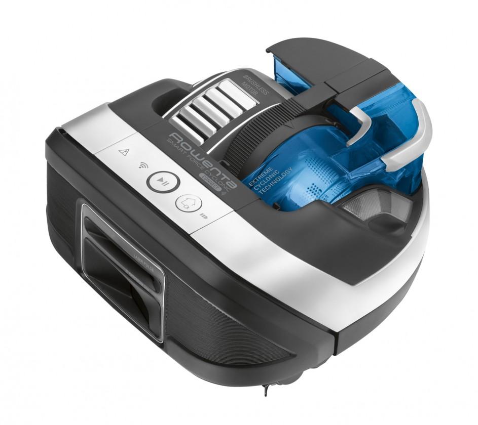 Robotický vysávač Rowenta RR 8021 WH