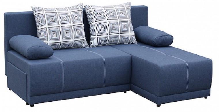 Rohová Picolo I(savana 80 modrá + bavlna 196/4, sk. I)