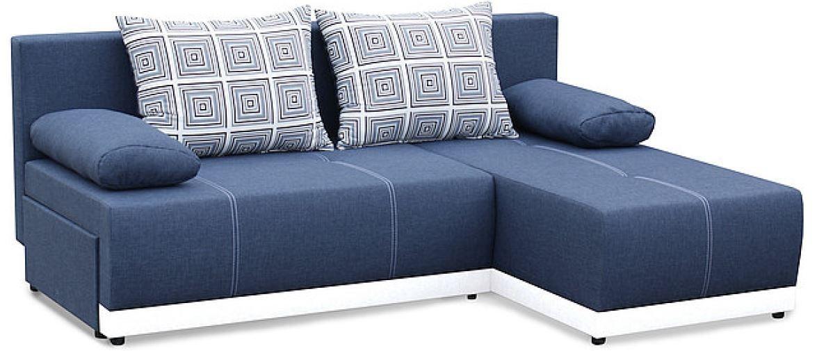 Rohová Picolo II(savana 80 modrá + bavlna 196/4 + eco, sk. I)