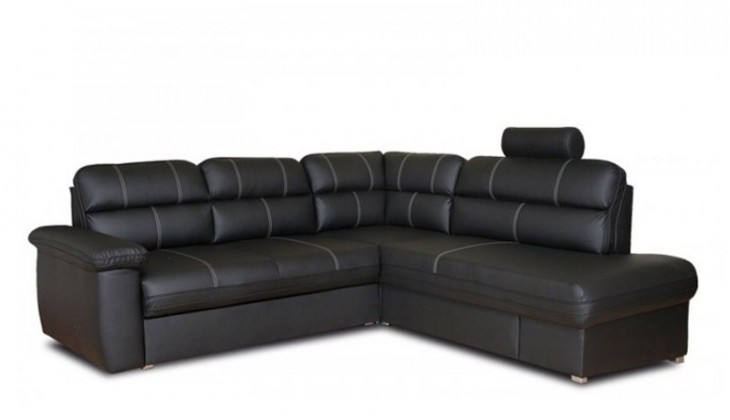 Rohové sedačky rozkladacie Rohová sedačka rozkladacia Cordoba pravý roh