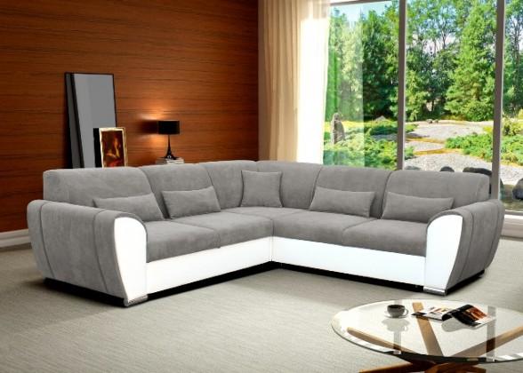 Farebne zladený interiér obývačky