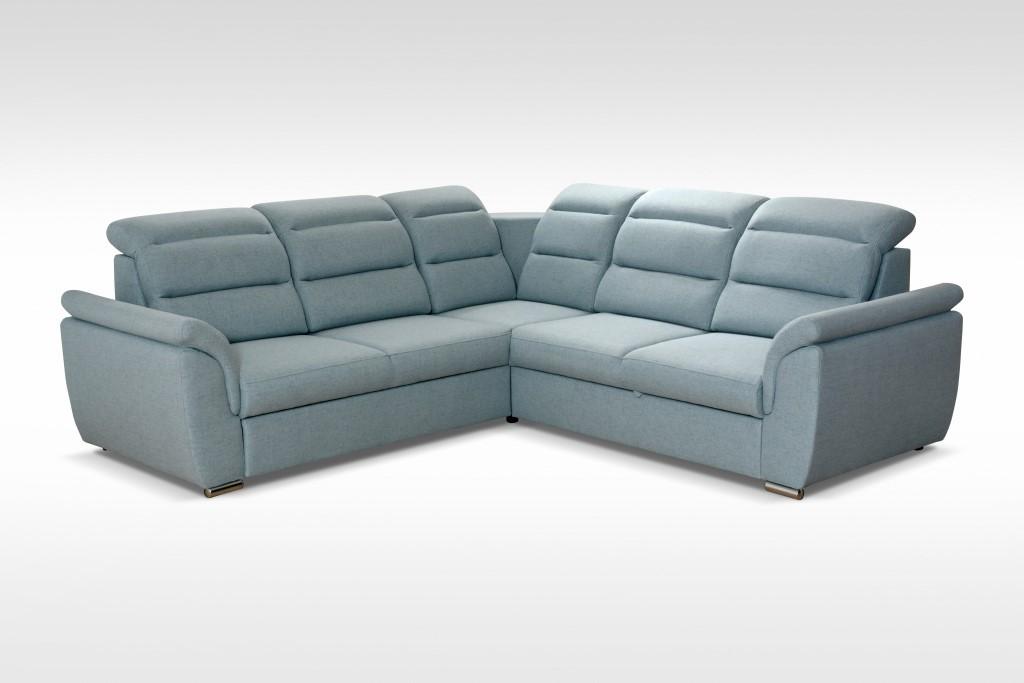 Rohové sedačky rozkladacie Rohová sedačka rozkladacia Mediolan univerzálny roh