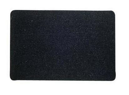 Rohožka budget,40x60cm,syntetika (syntetika,čierná)