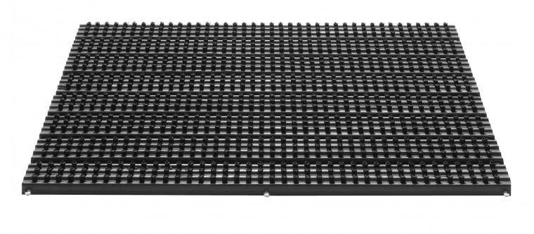 Rohožka - Fantastic, 38,5x59 cm (čierna)