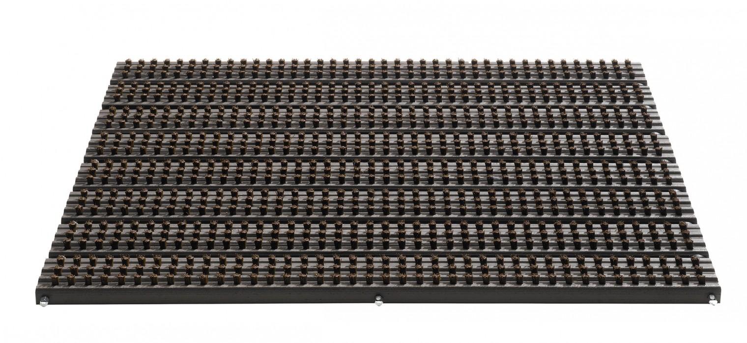 Rohožka - Fantastic, 38,5x59 cm (hnedá)
