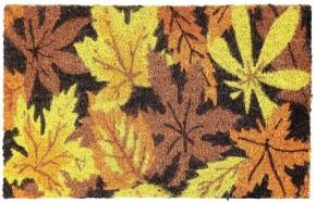 Rohožka Listy (40x60 cm)