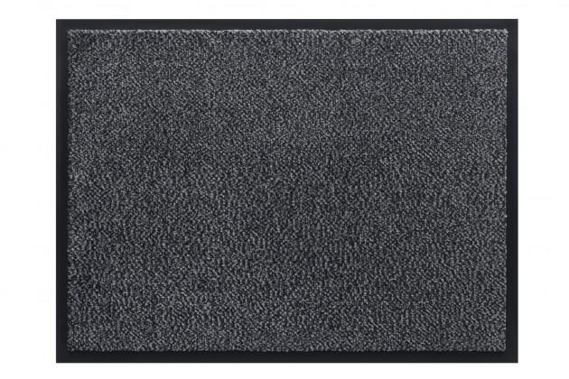Rohožka - Mars, 80x120 cm (čierna)