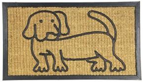 Rohožka Pes (40x70 cm)