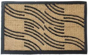 Rohožka Vlnky (40x70 cm)