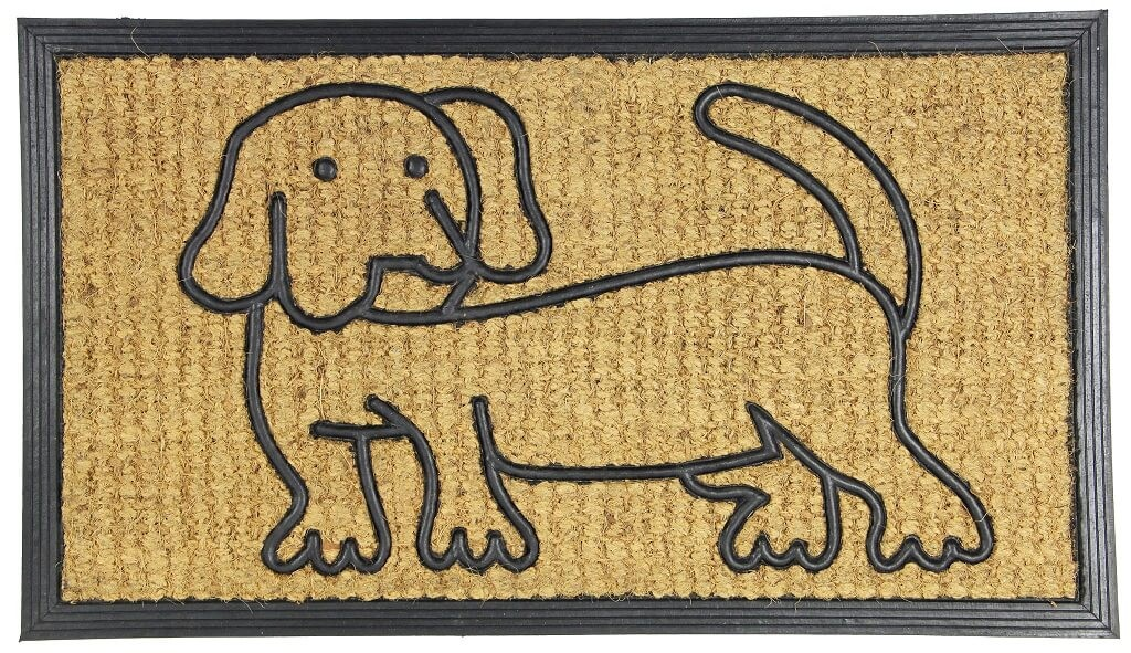 Rohožky Rohožka Pes (40x70 cm)