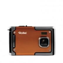 Rollei Sportsline 85 outdoor sportovní kamera, oranžová
