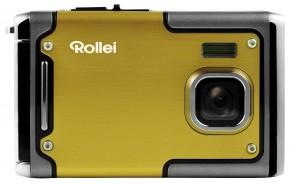 Rollei Sportsline 85 outdoor sportovní kamera, žltá