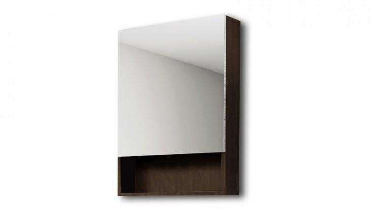 Roma - skrinka W50 so zrkadlom (biela)