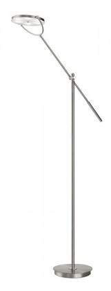 Rondo - 18W, 91,5x176x54 (strieborná matná)