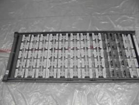 Rošt 3D-Motion KF metalic 80x200