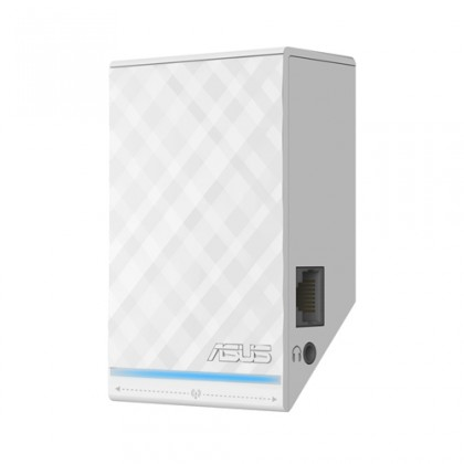Router Asus RP-N14, Wfi N300 wall-plug Repeater ROZBALENO