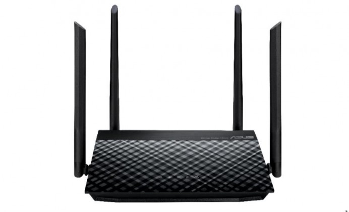 Router ASUS RTN19 wifi router,4x4stream,až 600 Mbps